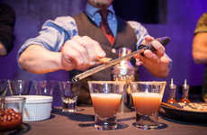 Competing Barkeep Events - This Long-Term Toronto-Based Cocktail Competition Showcases Local Bars
