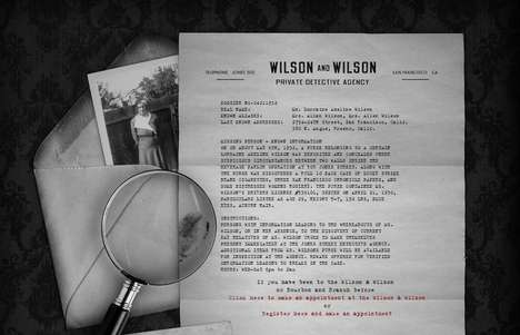 Detective-Themed Speakeasies - Wilson and Wilson is a San Francisco Bar Hidden Within Another Bar