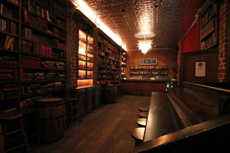 Password-Protected Bars - Bourbon & Branch is an Unmarked San Francisco Bar Serving Craft Cocktails