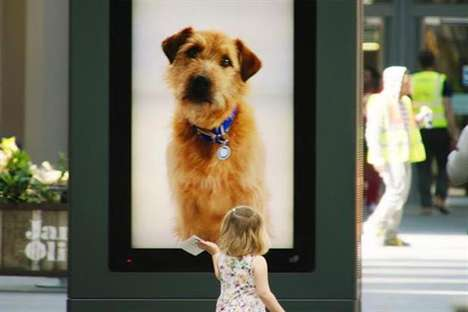 Pet Adoption Beacon Ads - The Adoption Campaign Uses Location-Based Tech to Increase Awareness