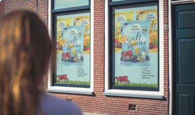 Home Window Advertising - Add My Window Lets You Rent Out Your Front Windows as Alternative Ad Space