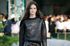Multifaceted Resort Collections - Louis Vuitton's 2016 Resort Collection Revolutionizes its Looks