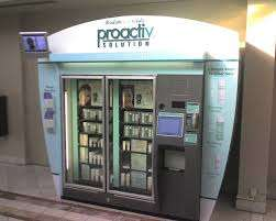 Skincare Airport Dispensers - Online and Minneapolis-St. Paul Airport is Where to Buy Proactive