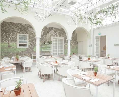 18 Understated Restaurant Interiors