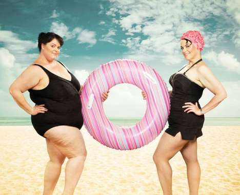 Creative Weight-Loss Photography