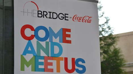 Entrepreneurial Online Communities - Coca-Cola's 'The Bridge' Connects Entrepreneurs to the Brand