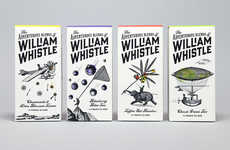 Artistic Tea Packaging