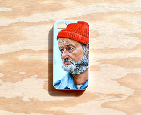 Cinematic Smartphone Accessories - This Wes Anderson iPhone Case is Inspired by The Life Aquatic