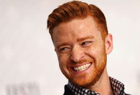 Controversial Ginger Makeovers - The 'Put a Rang on It' Tumblr Envisions Celebrities as Redheads