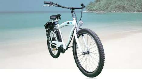 Affordable Electric Bikes - The Wave eBike Offers a Long Range and High Speeds at a Low Price