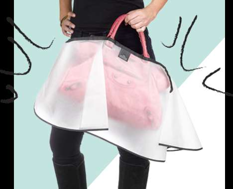 Rain-Resistant Purse Covers