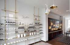 Apothecary-Style Beauty Flagships