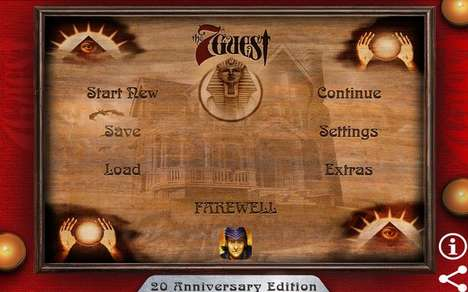 Remastered Classic Games - The 7th Guest: Remastered is Now Available For Android Devices