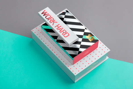 Gender-Neutral Lingerie Lines - This Ultramodern Lingerie Branding Exudes Youthful Vitality