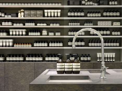 30 Examples of Apothecary Branding - From Opulent Cannabis Dispensaries to Pharmaceutical Cosmetics