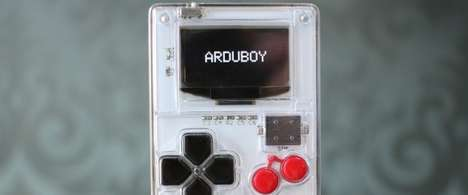 Customizable Gaming Devices - The Arduboy Game System Allows Gamers to Create Their Own Program