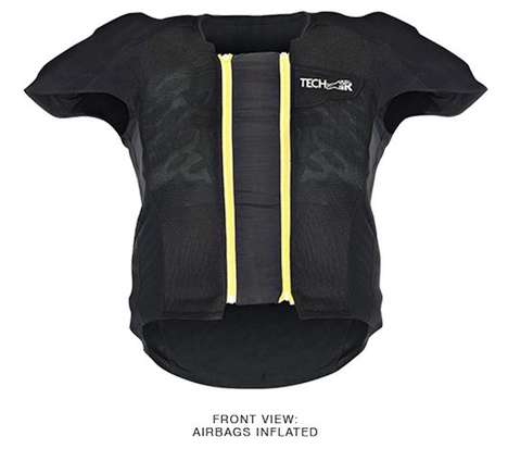 Airbag Waistcoats - The AlpineStars Tech-Air System Will Be Fitted Onto BMW Motorrad Jackets