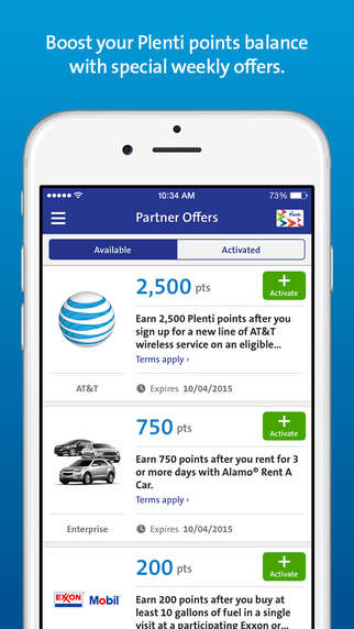 Crossover Loyalty Apps - Plenti by American Express Lets You Use Points from One Place at Another