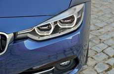 Refreshed Hybrid Cars - The New BMW 3 Series Vehicles Now Offer Improved Power and Performance