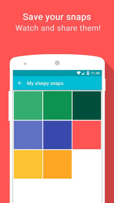 Selfie Alarm Apps - The Snap Me Up App Forces You to Wake Up with a Selfie