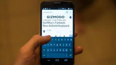 Experimental Keyboard Software - The New Swiftkey Clarity is Available in Beta for Free on Android