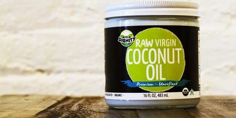 Socially Conscious Coconut Oils - Dignity Coconuts is Fighting Poverty with Raw Virgin Coconut Oil