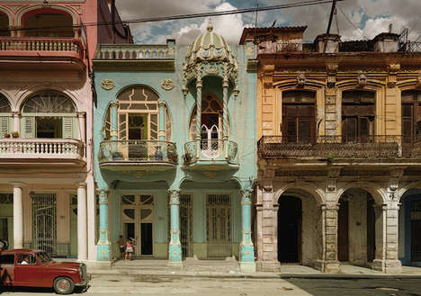 Rustic Cuban Photography - Luigi Visconti Captures Striking Sights in Cuba, Miami and Soho