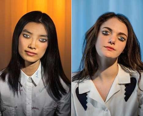 Illusionary Eyeshadow Art