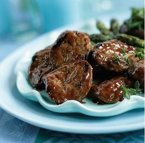 Vegan Steak Substitutes - Vegetarian Plus' Vegan Black Pepper Steak is a Meat-Free Alternative