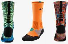 Customizable Athletic Socks - Nike's Hyper Elite Socks Blend High Performance with Customization