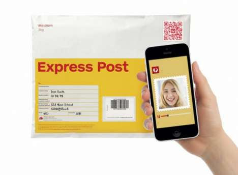 35 Snail Mail Innovations - Traditional Postal Systems Invent New Ways to Ship Physical Mail
