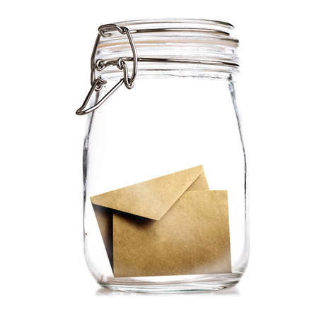 Flatulent Jar Deliveries - Mailing Your Enemies a Fart in a Jar Sends a Clear and Smelly Message