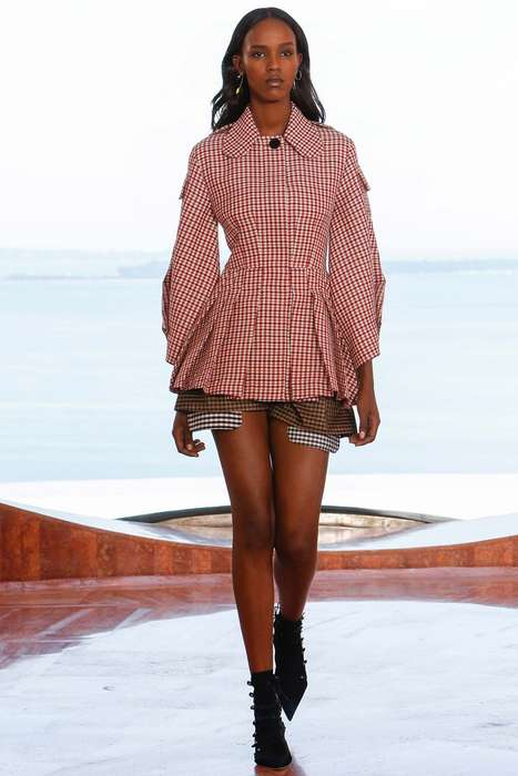 Opulent Ornamental Collections - The Dior Resort 2016 Line Intermingles Decorative Patterns Together