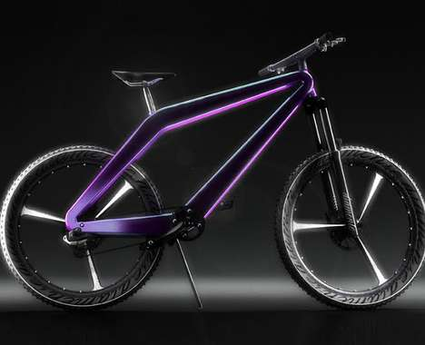 Lightweight Luxury Bikes