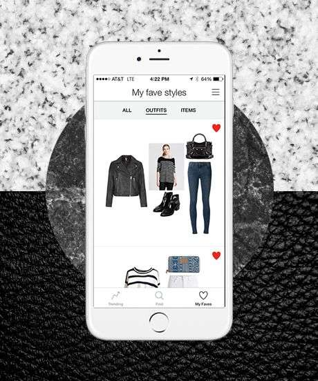 Remixing Style Apps - The New Polyvore Remix App Helps Fashionistas Find New Outfit Inspiration