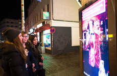 Female-Targeted Beer Ads - Uses a Facial Recognition Billboard to Market Beer for Women