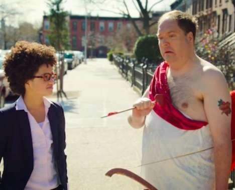 Cheeky Menstruation Commercials