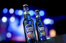 Cocktail-Inspired Beer - Super Bock's Flavored Beer Tastes Like Other Alcoholic Spirits