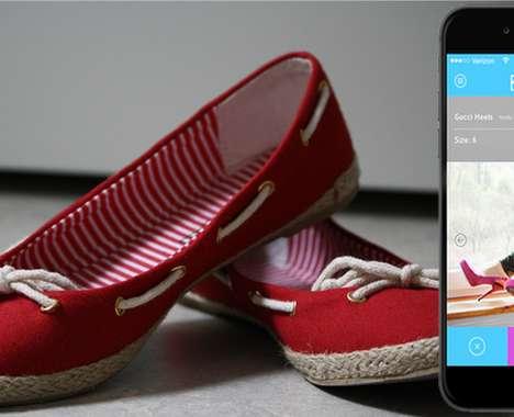 Shoe Swap Platforms