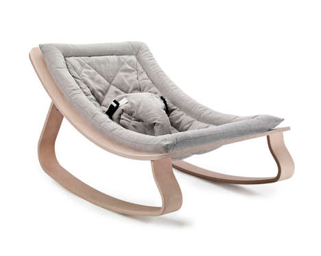 Minimalist Infant Furnishings - The Charlie Crane Baby Products Exhibit Sleek Scandinavian Design