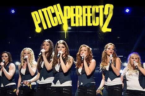Movie Name Generators - Celebrate the Upcoming 'Pitch Perfect 2' with an A Cappella Name
