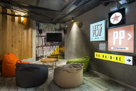 Stimulating Student Centers - This Unique Student Club in Tel Aviv Inspires Community