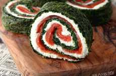 Grain-Free Spinach Rolls - The Clean Dish Shares A Gluten-Free Alternative to Spinach Rolls