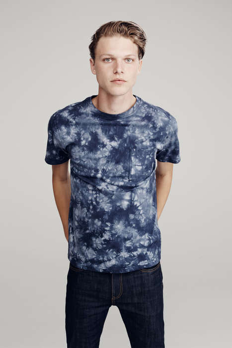 Surf-Inspired Menswear - Saturdays NYC Latest Collection Boasts Highly Wearable Menswear Basics