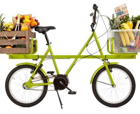 20 Examples of Eco Cargo Bikes