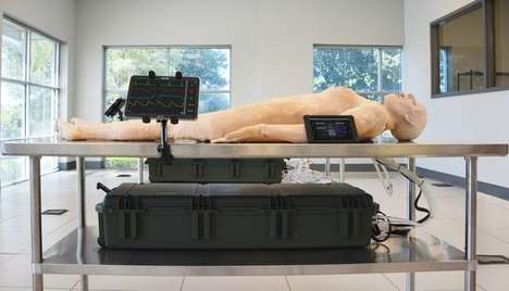 Synthetic Surgery Cadavers - The SynDaver Patient is a Realistic Alternative to Cadavers
