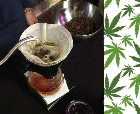 Marijuana-Infused Coffee Pods