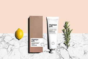This Cosmetics Concept for an Organic Beauty Brand is Ultramodern