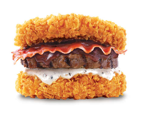 27 Excessive Fast Food Dishes