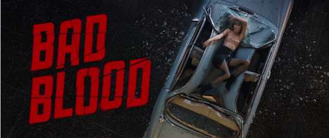 Action Film Music Videos - Taylor Swift's 'Bad Blood' Video is Inspired by Iconic Action Films